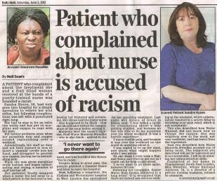 Racial harassment still infecting the workplace