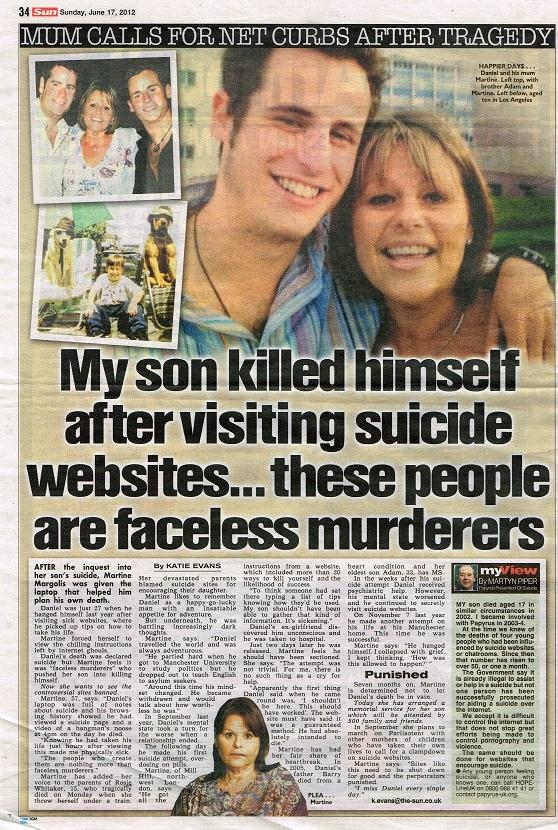 Faceless murderers killed my son - Sun on Sunday newspaper | Talk to The  Press - Sell My Story
