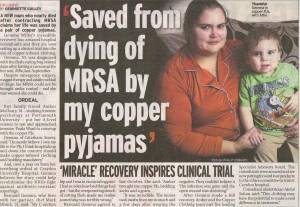 MRSA story