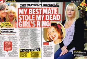 betrayal story