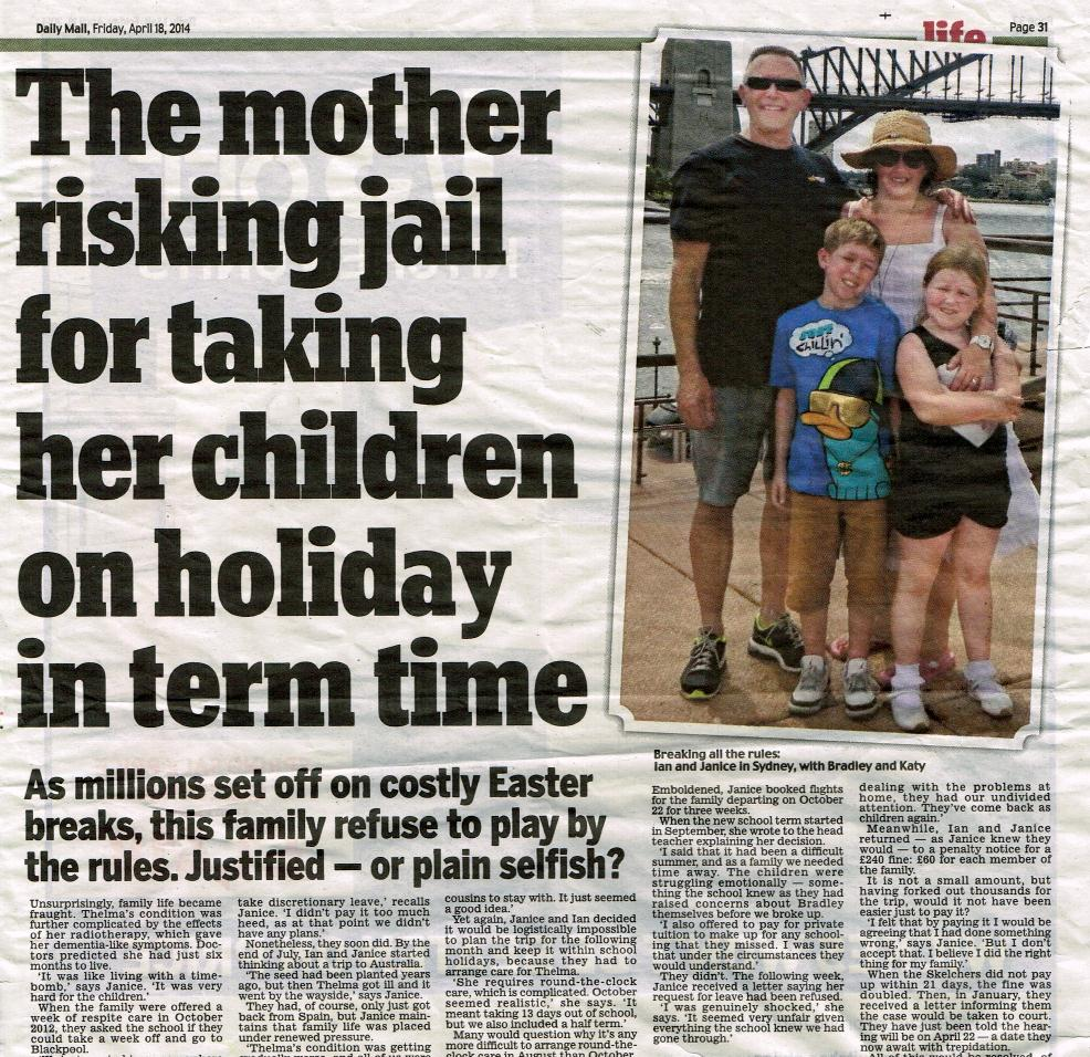 sell story to daily mail