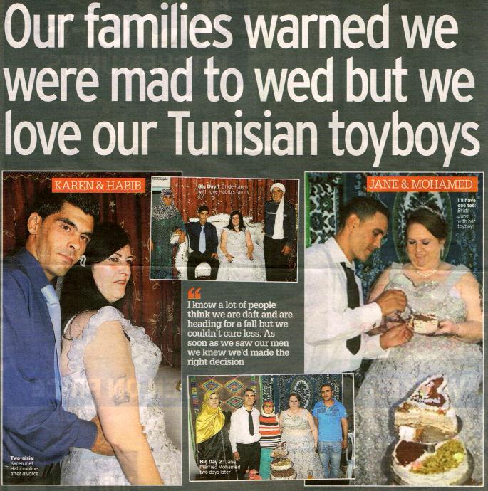 tunisian toyboy story