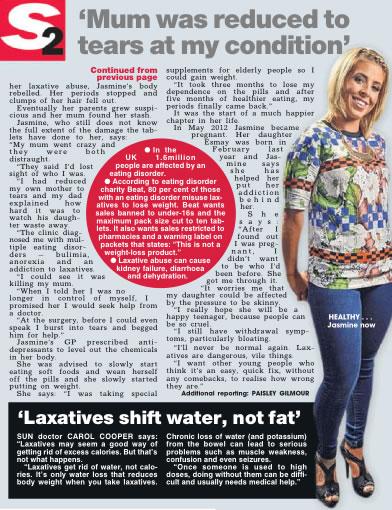 Jasmine Bishop Sun Woman page 2