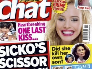 Cover copy